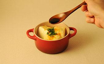 豆腐チーズ焼き