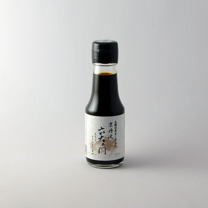 17.京丹波六右エ門 黒大豆みそたまり100ml