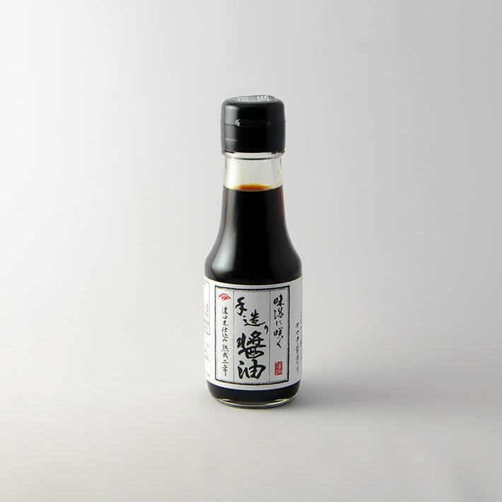51.手造り醤油濃口本仕込み熟成二年 100ml