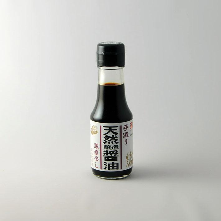 64.天然醸造醤油 100ml